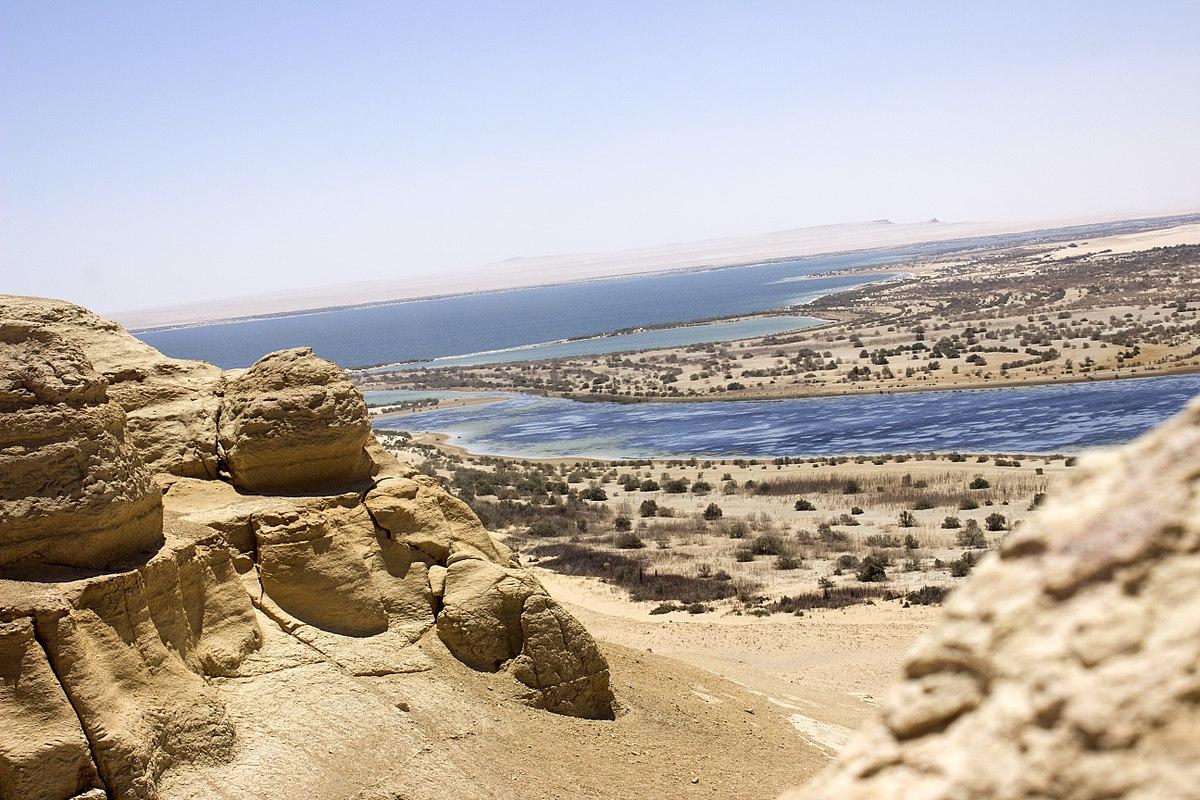 Egypt Nature Made Landmarks
