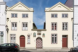 Wahmstraße in Lübeck