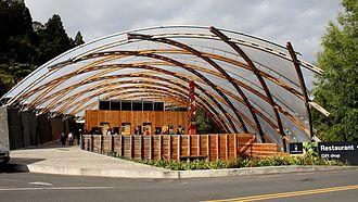 Waitomo Glowworm Caves - Visitor Centre