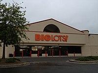 Wal-Mart (Now Big Lots) Garner Station Raleigh, NC 2 (7849055496).jpg