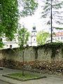 Wall on Skałeczna Street in 2015.JPG