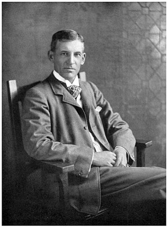 Walter Travis - Travis in 1909