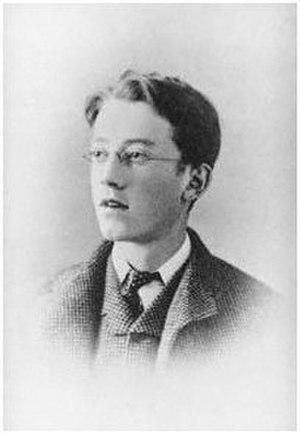 Walter Headlam - Walter George Headlam in 1884