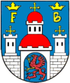 Coat of arms of Francburga