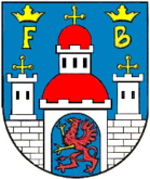 Das Wappen von Franzburg