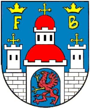 Franzburg - Image: Wappen Franzburg