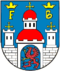 coat of arms of the city of Franzburg