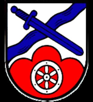 Johannesberg, Bavaria - Image: Wappen Johannesberg Bayern