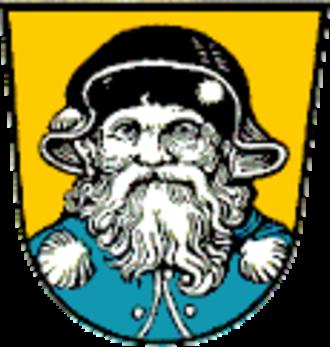 Langquaid - Image: Wappen Langquaid