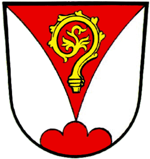 Aldersbach - Image: Wappen von Aldersbach
