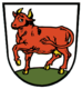 Coat of arms of Kühbach
