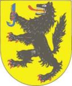 Wollershausen - Image: Wappen von Wollershausen