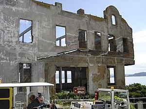 Warden's House (Alcatraz Island)