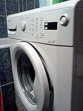 Washing machine - Wikipedia