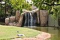 Waterfalls at montgomery zoo.jpg