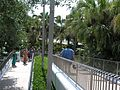 Way to monorail station, Epcot - panoramio.jpg