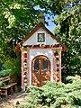 Wayside shrines in Dąbrówka (powiat janowski), Poland, 2019, 03.jpg