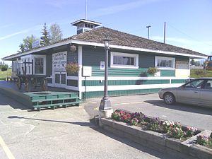 Wasilla Depot - Image: Wd 1