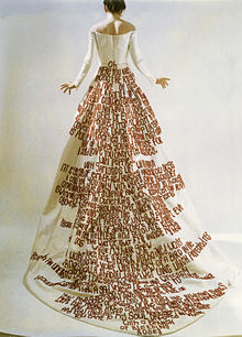 Wedding Dress by Kate Daudy
