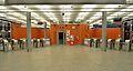 Wejście stacja metra Młociny.JPG