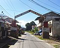 Welcome gate to Silalahi Pagar Batu (Pagar Batu), Balige, Toba Samosir.jpg