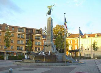 Welkenraedt - Image: Welkenraedt fontaine