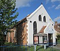 Wellow Baptist Church, Main Road (B3401), Wellow (May 2016) (2).JPG