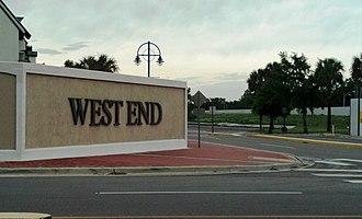 West End, New Orleans - Image: West End New Orleans, LA