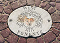 West Ponente wind, Saint Peter's Square, Vatican City.jpg