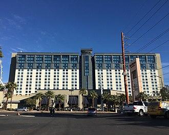 Westin Las Vegas - Image: Westin Las Vegas
