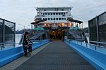 Whittier Boarding the MV Kennicott Ferry.jpg