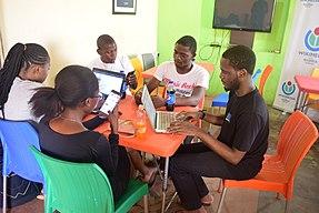 Wiki Loves Africa 2019 Upload Session in Ilorin 22.jpg