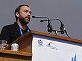 Wikimania 2008 - Closing Ceremony - Jimmy Wales - 10.jpg