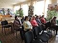 Wikiworkshop in Vovchansk 2018-11-03 by Наталія Ластовець 08.jpg