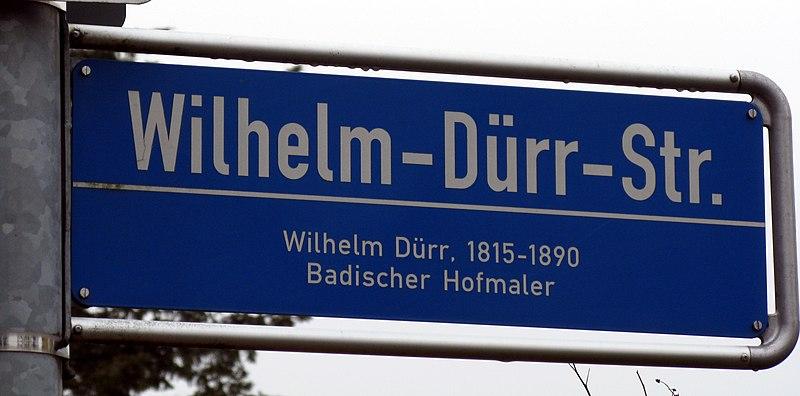 File:Wilhelm-Dürr-Straße.jpg