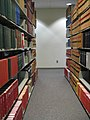Willamette University College of Law Library stacks.JPG