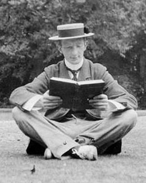 William Beveridge - Beveridge at Balliol College in 1898