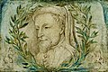 William Blake - Geoffrey Chaucer - Manchester City Gallery - Tempera on canvas c 1800.jpg