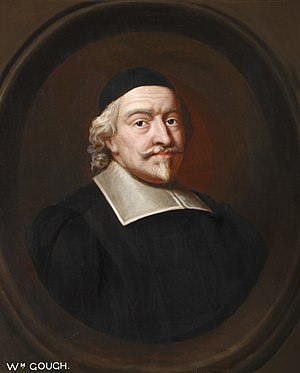 William Gouge - Image: William Gouge (1575–1653)