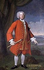 Portrait of William Pepperrell