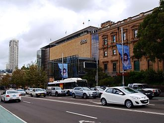 William Street, Sydney - Image: William Street in Sydney