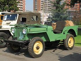 Jeep CJ - Wikipedia