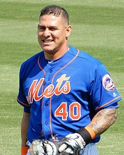 Wilson Ramos Venezuelan baseball player