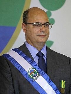 Wilson Witzel Brazilian politician