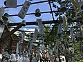Wind chimes in Kamado Shrine.jpg