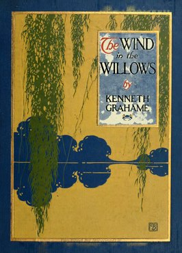 Amerikaanse uitgave van Wind in the Willows uit 1913
