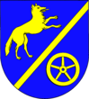 Coat of arms of Vindeby (Slesvig)