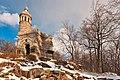 Winter Gettysburg Castle - HDR (16226015917).jpg