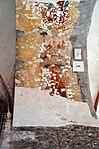 Wismar, St. Georgen, Fragmente mittelalterlicher Fresken. 4.JPG