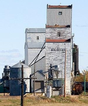 Wolseley, Saskatchewan - Image: Wolseley (267364229)